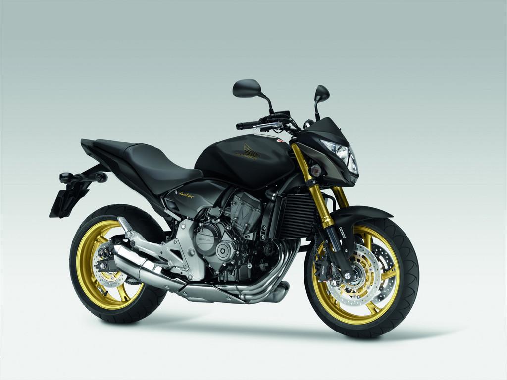 Honda CB 1000 R und Hornet in neuer Farbe
