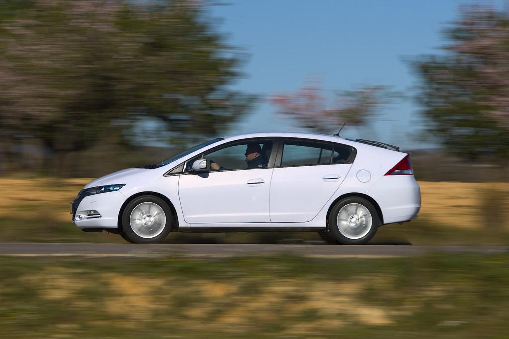 Honda hat im vergangenen Jahr 200 000 Hybridfahrzeuge verkauft