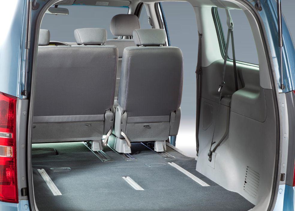 Hyundai erhöht Flexibilität des H-1 Travel