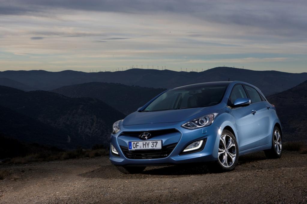 Hyundai i30: Hightech für den Kompakten