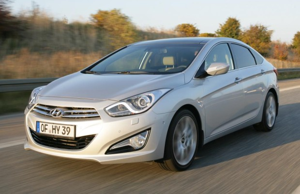 Hyundai i40 - Nach dem Kombi nun das Stufenheck