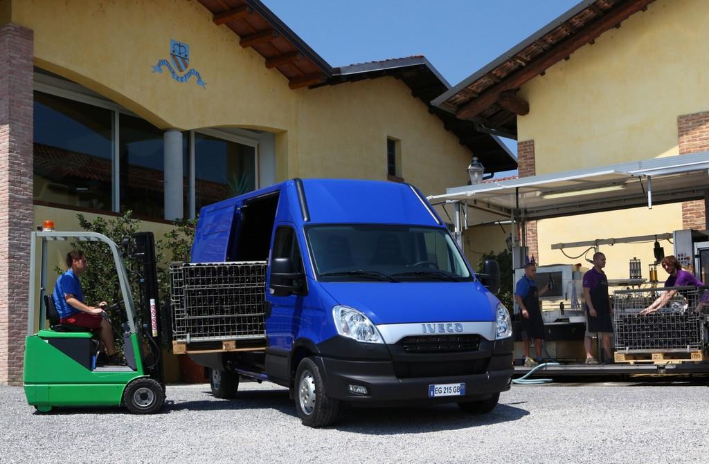 Iveco Daily mit zwei neuen Motorvarianten bestellbar