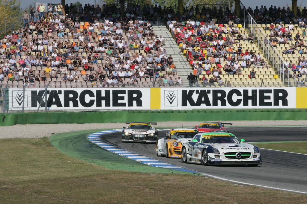 Kärcher ist Partner des ADAC GT Masters