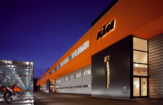 KTM steigerte Absatz um über ein Fünftel