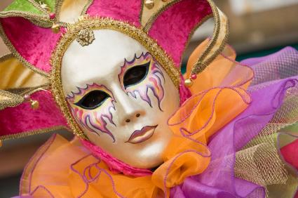 Karnevalskostüme - Freie Sicht für freie Fahrt