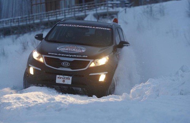 Kia: Sportage on the Rocks
