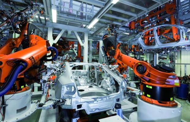 Kolloquium im Audi-Forum: Vom Stück Blech zur fertigen Karosserie