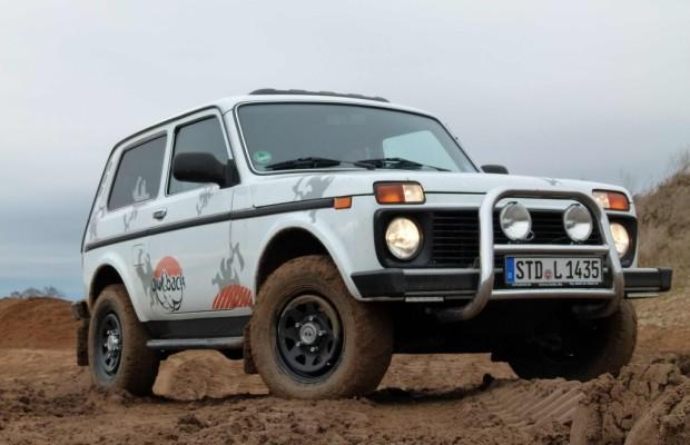Lada 4x4: Preisvorteil für Geländewagen