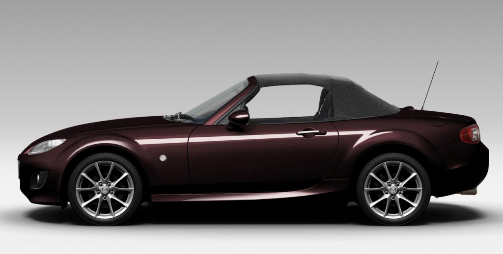 Mazda MX-5-Sondermodell - Zigarren-Lounge mit Frischluft-Garantie