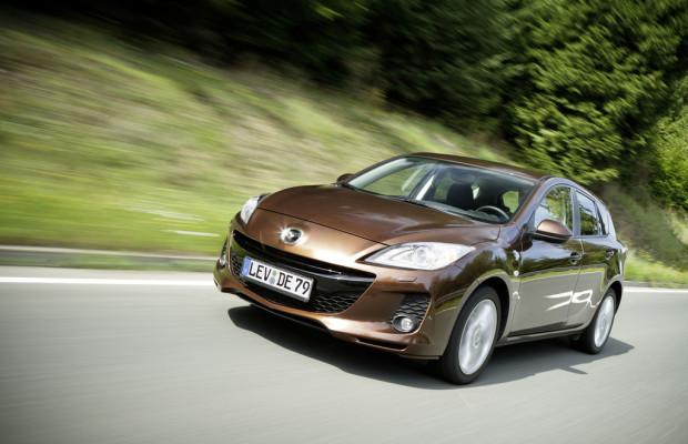 Mazda bietet Full-Service-Leasing für den 3er
