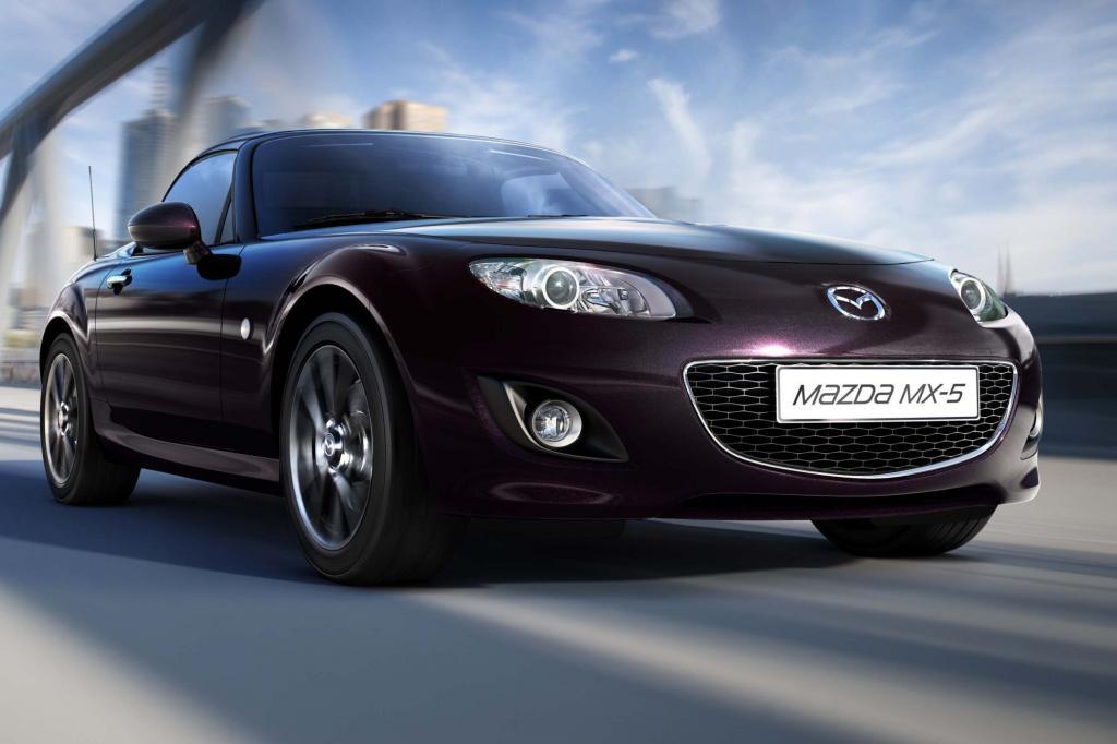 Mazda legt ein weiteres Sondermodell des MX-5 auf