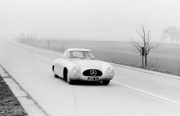 Mercedes 300 SL vor 60 Jahren: Die Geburt einer Legende