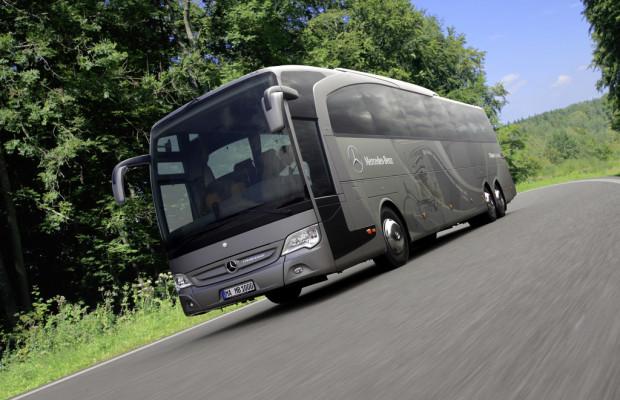Mercedes-Benz Travego Edition 1 ist spanischer