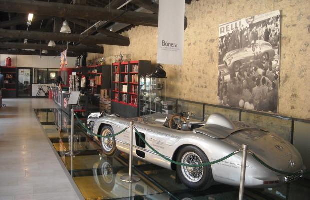 Mercedes-Benz und Mille-Miglia-Museum kooperieren