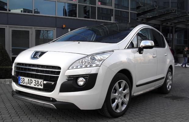 Mit Doppelherz-Kraft: Peugeot 3008 ist erster Diesel-Vollhybrid