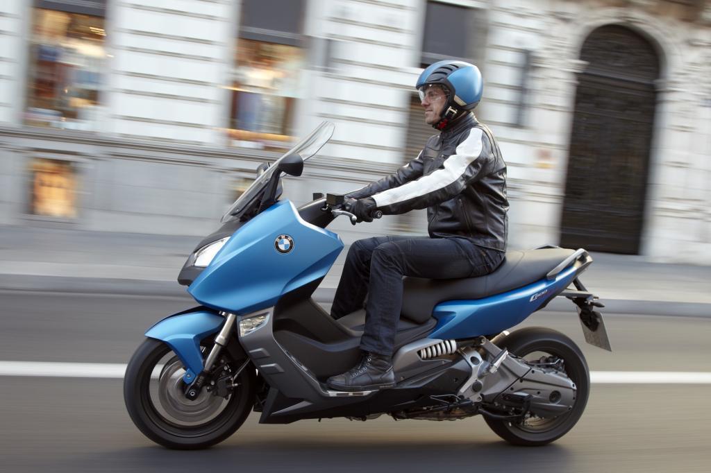 Mit dem C600 Sport wagt BMW einen neuen Anlauf im Rollergeschäft