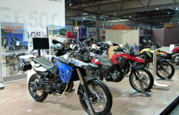 Motorrad Messe Leipzig 2012: BMW, Ducati, Hyosung und Kawasaki