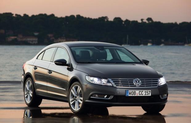 Neuer Volkswagen CC ist im Handel