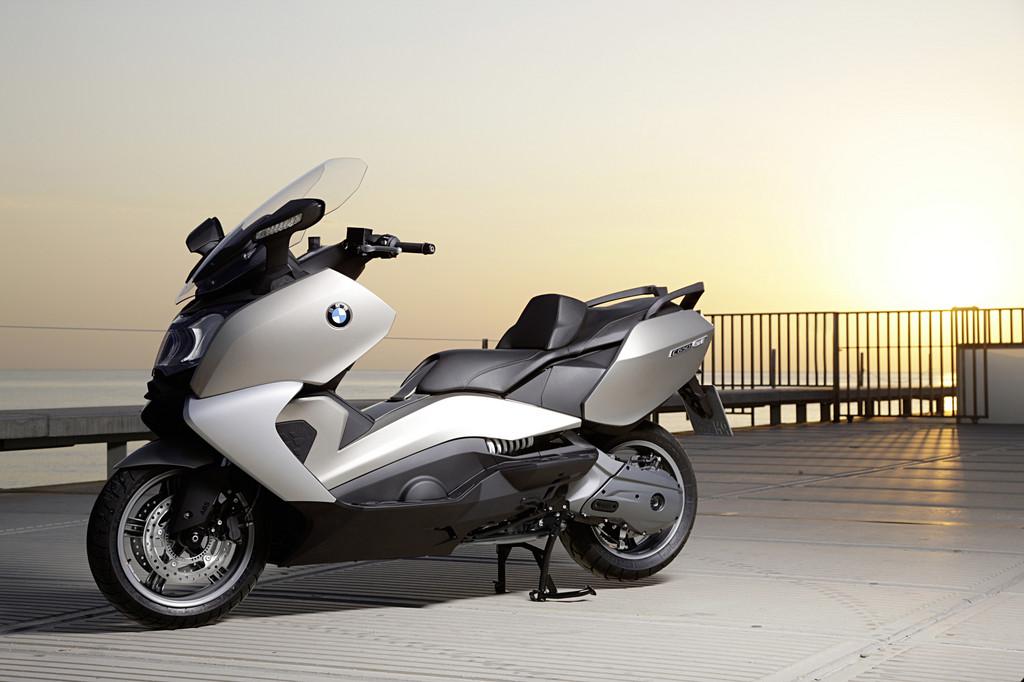 Neuheiten von BMW auf der IMOT
