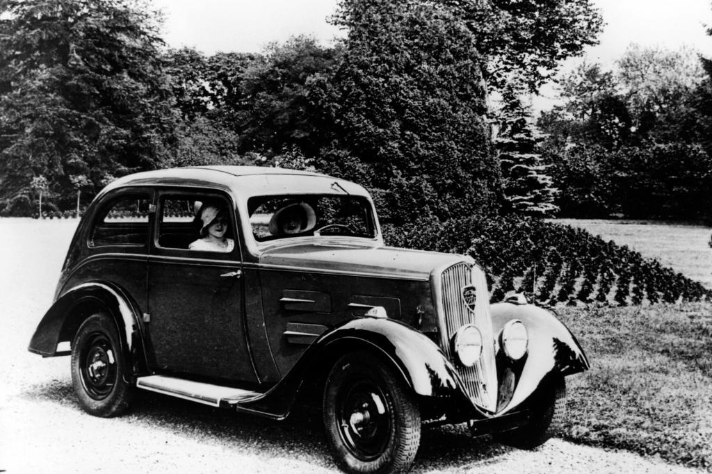 Peugeot 201 AB 1934