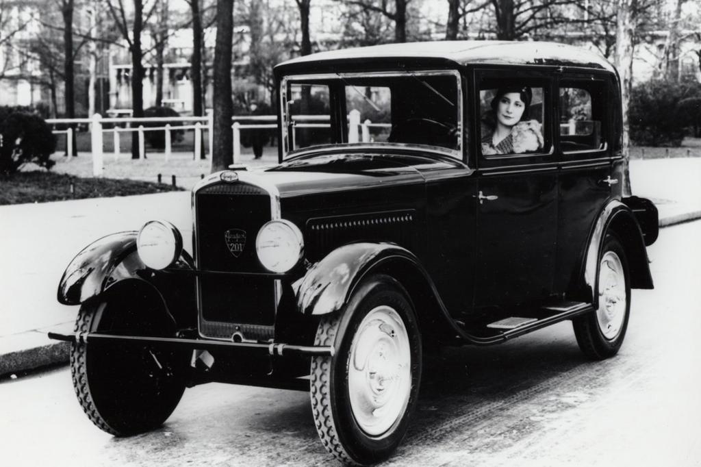 Peugeot 201 ab 1929
