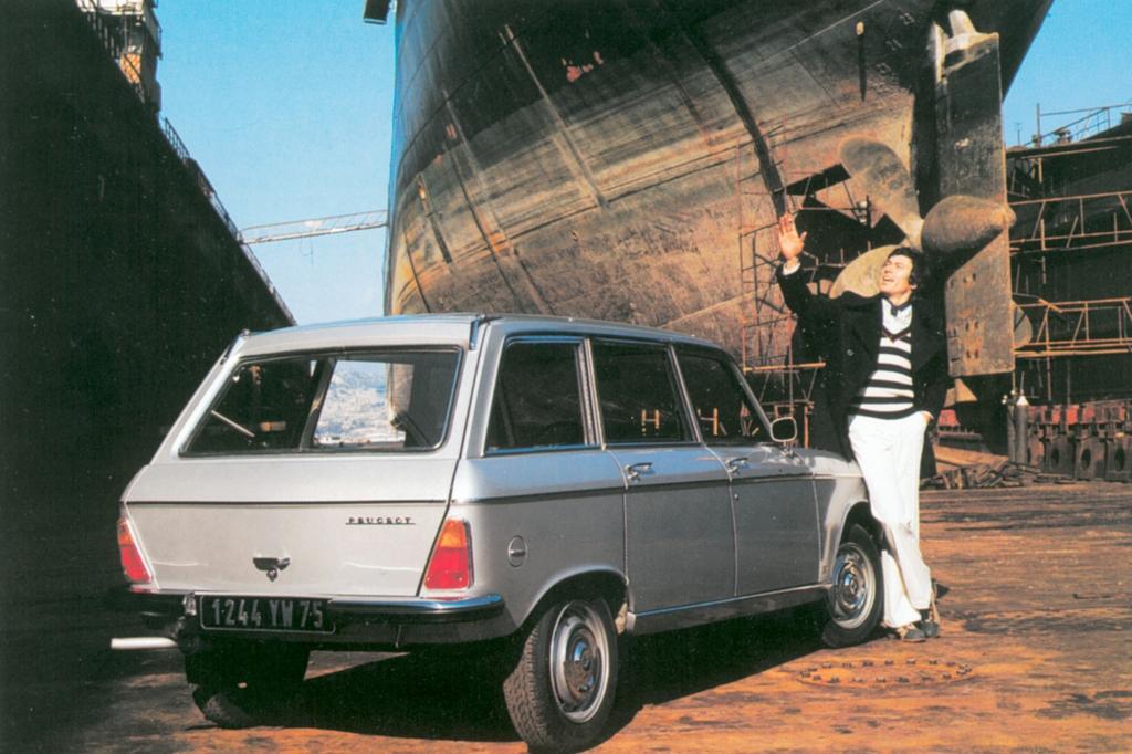 Peugeot 204 Break ab 1965