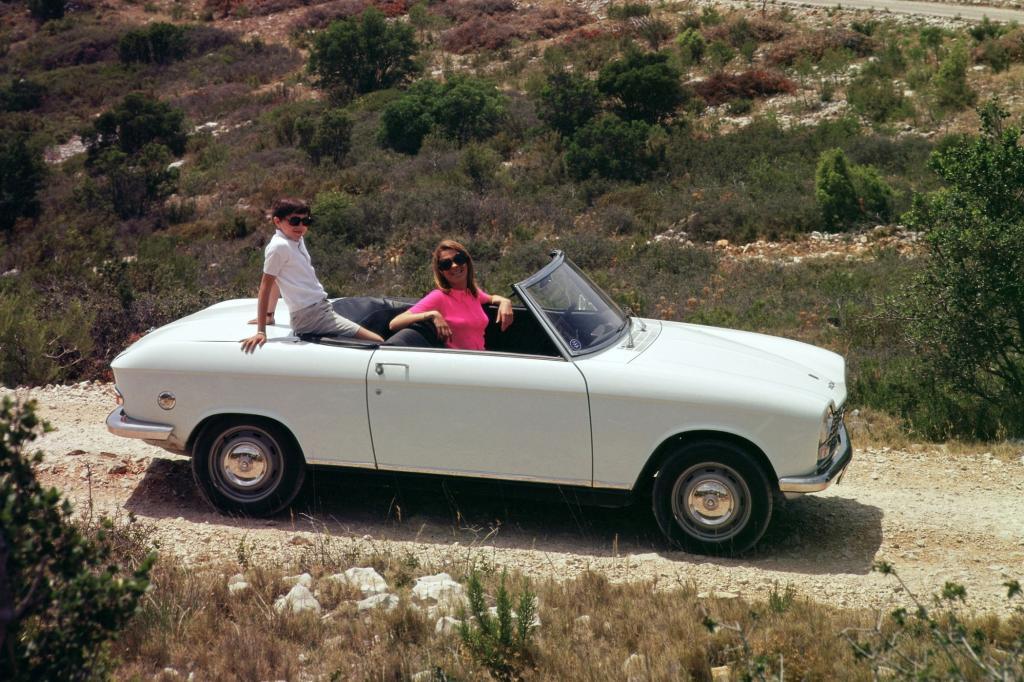Peugeot 204 Cabrio ab 1966
