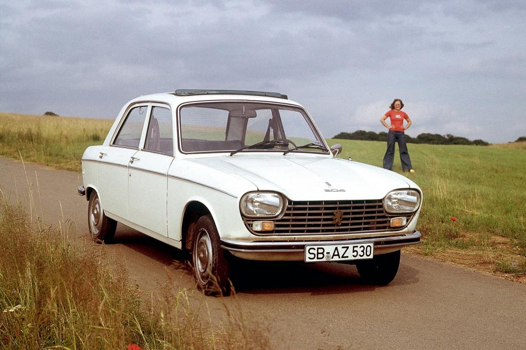 Peugeot 204 ab 1965