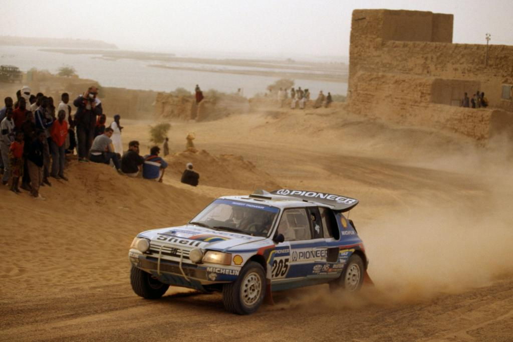 Peugeot 205 T 16 Rallye ab 1984
