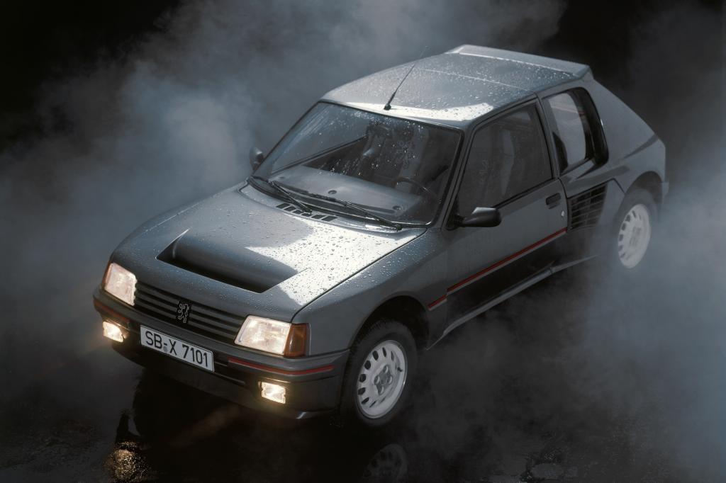 Peugeot 205 T 16 ab 1984