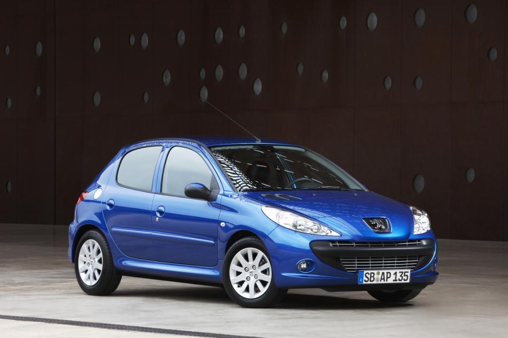 Peugeot 206 Plus ab 2009