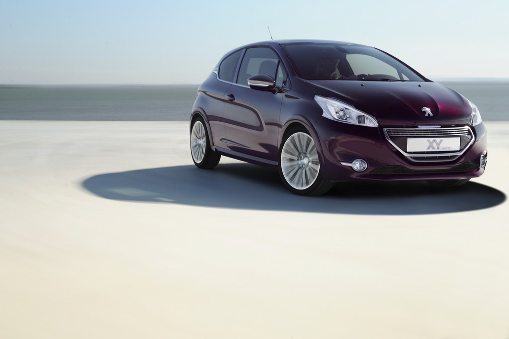 Peugeot 208 XY Concept.