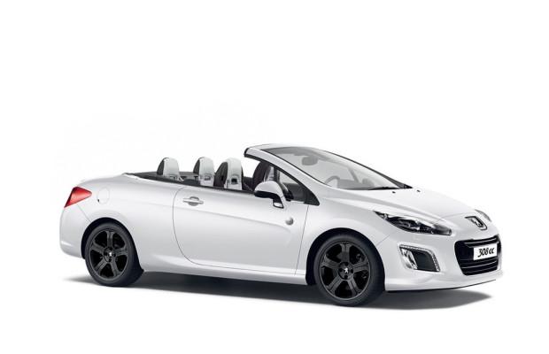 Peugeot bringt Sondermodell 308 CC Roland Garros