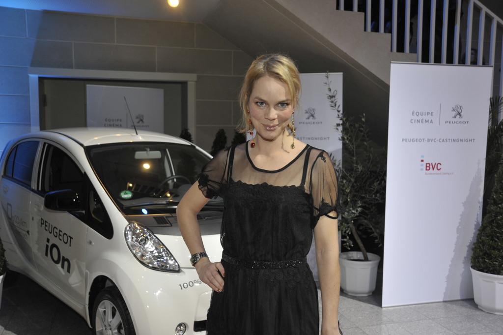 Peugeot empfing über 1000 Filmschaffende in Berlin