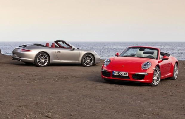 Porsche 911 Cabrio - In der Blüte des Lebens