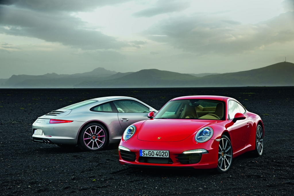 Porsche beste europäische Automarke in den USA