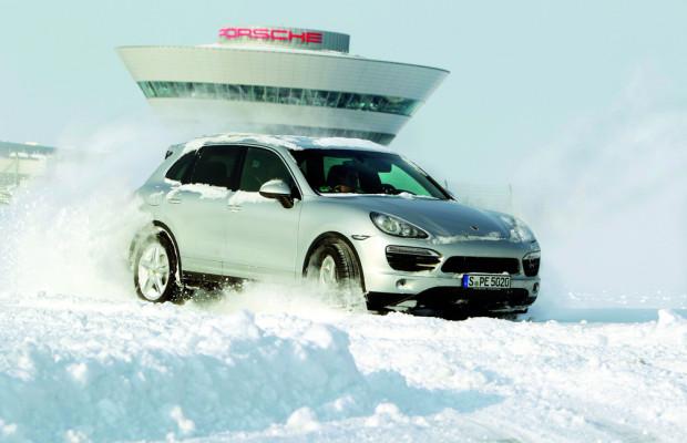 Porsche verkaufte fast fünf Prozent mehr Autos