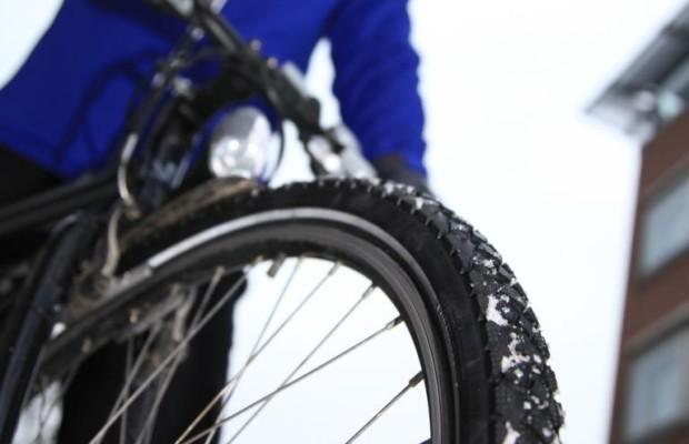 Radfahren im Winter? Aber sicher!