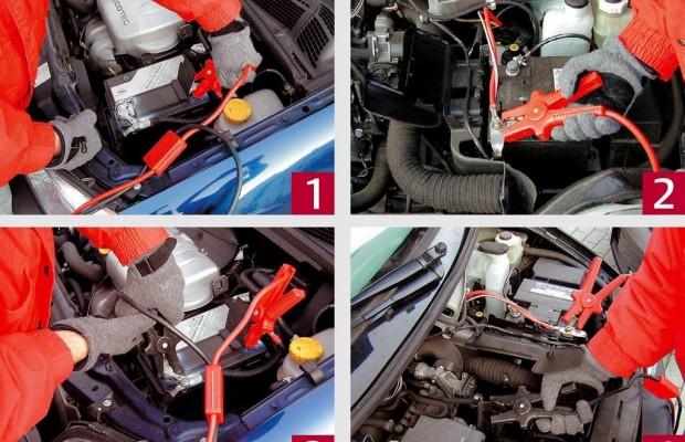 Ratgeber: Erste Hilfe für die Autobatterie