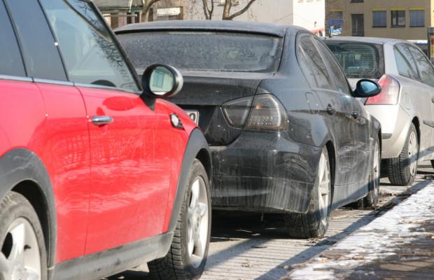 Ratgeber: Was bei Salz auf dem Autolack zu tun ist
