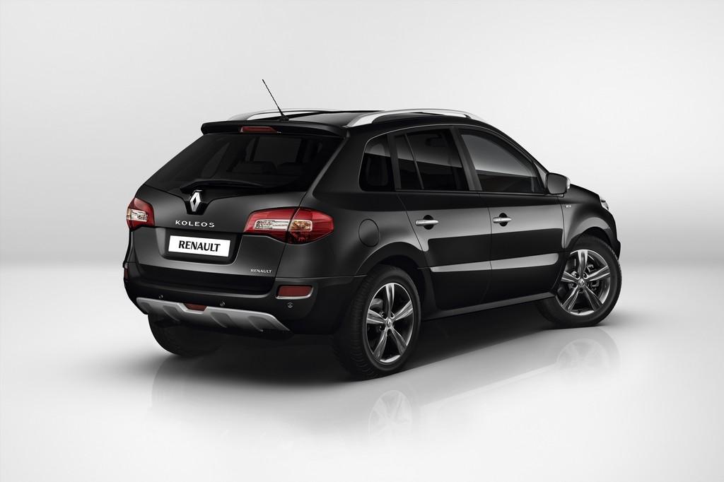 Renault Koleos als Sondermodell