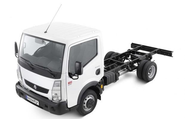 Renault Maxity: Leistung rauf, Verbrauch runter