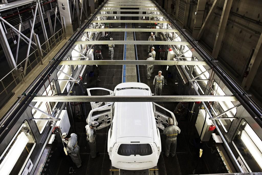 Renault-Nissan-Allianz eröffnet neues Werk in Marokko