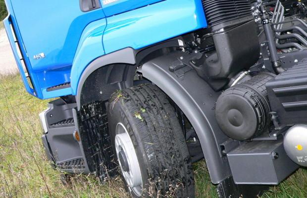 Renault Trucks bietet Optitrack für weitere Achskonifgurationen