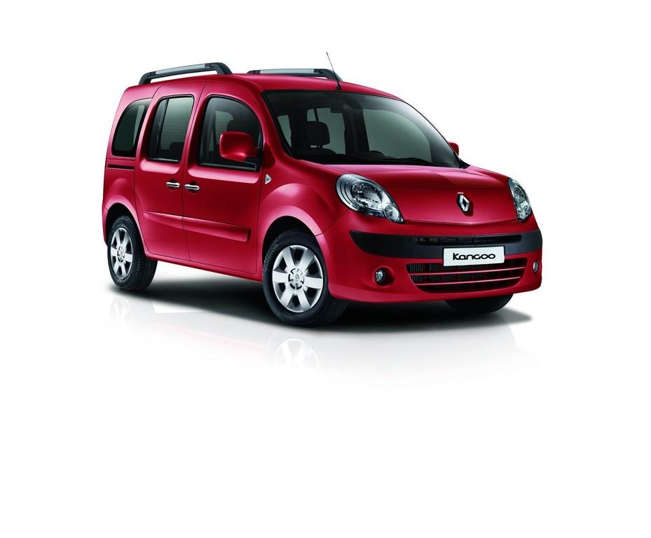 Renault bringt Kangoo-Sondermodell TomTom Edition
