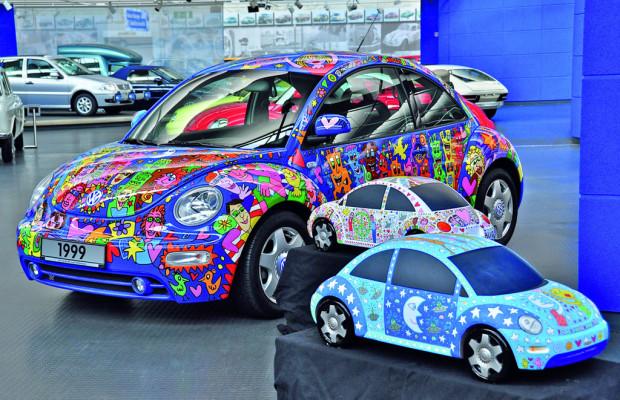 Rizzi-Ausstellung im Volkswagen-Museum