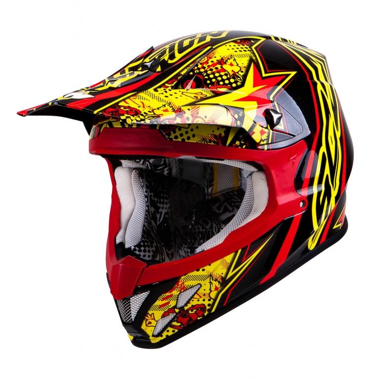 Scorpion VX-20 Air: Enduro-Helm mit Pump-und Belüftungssystem