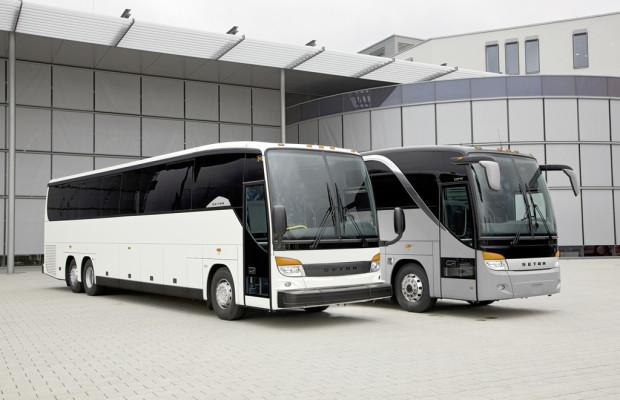 Setra erhöht Sicherheit der US-Reisebusse