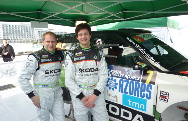 Skoda startet in die IRC-Saison 2012