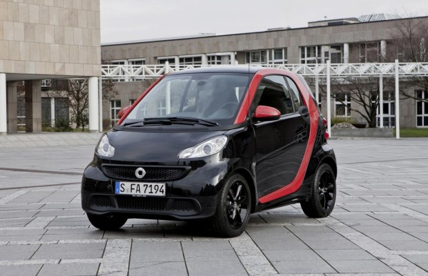 Smart Fortwo Sharpred - Scharfer Flitzer